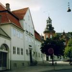 Amtstidendes bygning i Randers
