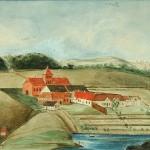 Hald Hovedgaard, Charlotte Amalie Schinkel
