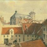 Rundetårn og Trinitatís kirke