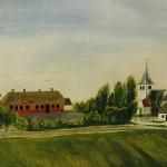 Vium landsby